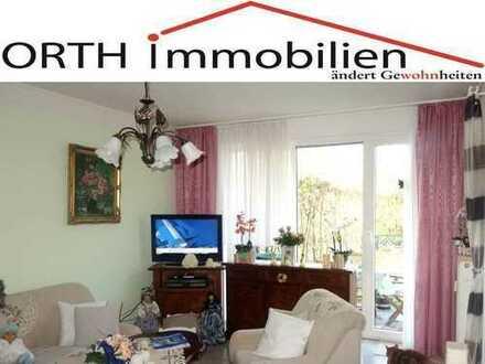 Helle 2 Zimmer Erdgeschoss Wohnung mit Garten und Terrasse in Niedrigenergiehaus in Bonn-Dransdorf