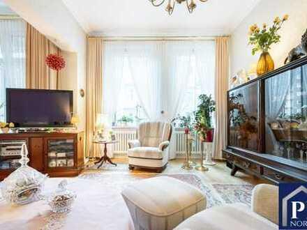 Große Wohnung in bester Lage von Kiel = am Blücherplatz  - zwischen der Kieler Förde und der Hol...