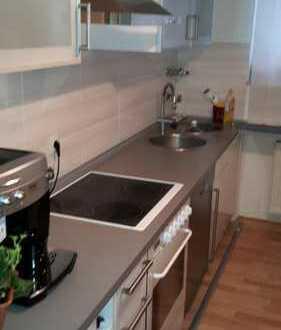Gepflegte 2-Zimmer-Wohnung mit Balkon und Einbauküche in Senden