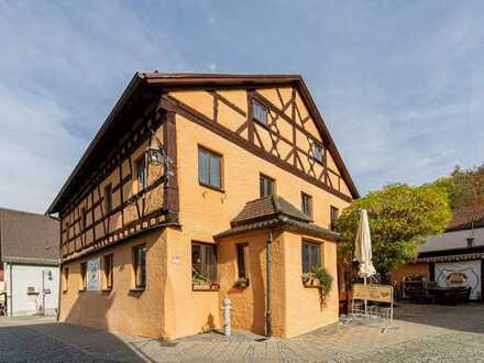 """Historischer Gasthof """"Limes"""""""