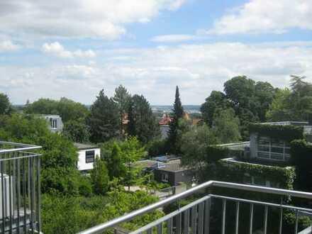 Exklusive ETW mit Panoramablick am Michelsberg