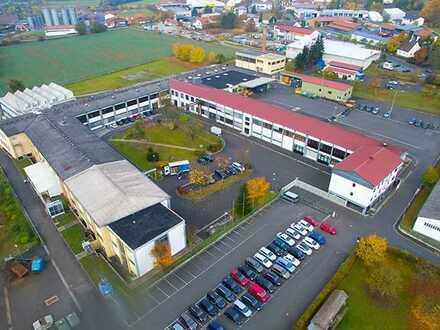 Lager- Produktions- und Büroräume ab 476 bis 12.000 m2