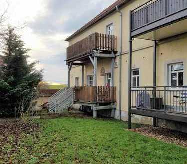Wohnung mit neuer Einbauküche und Balkon, ruhig und verkehrsgünstig gelegene