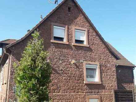 Für Liebhaber alter Sandsteinhäuser