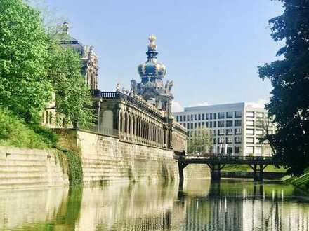 *** Zweitbezug *** Stylische 2-Zimmerwohnung mit Balkon im Herzen Dresdens