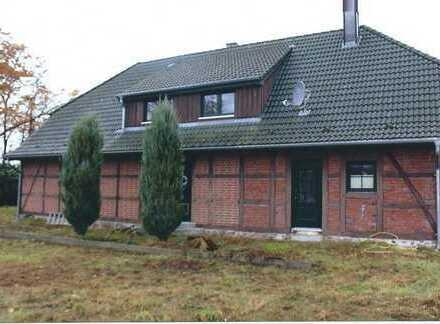 Große, sanierte Wohnimmobilie in Wilkenhagen bei Grevesmühlen (9 km) entfernt, mit 5300 m² Grdst.
