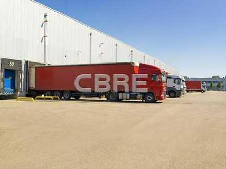 Logistikfläche in optimaler Lage zu vermieten
