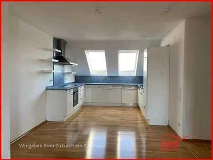 2 Zimmer-Wohnung mit hellen Räumen und Balkon!