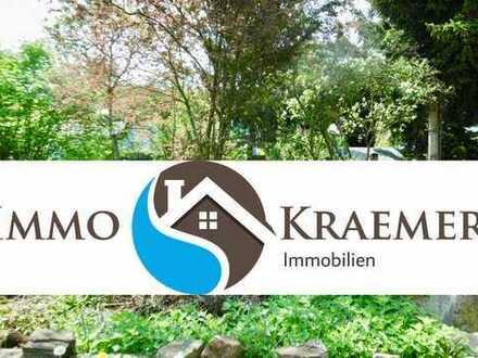 Freistehendes Einfamilienhaus mit großen Naturgarten in zentraler, ruhiger Lage in MA-Wallstadt