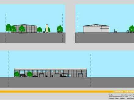 Gewerbegrundstück im Alleinauftrag zu verkaufen Projektiere Neubauflächen zu vermieten/ zu verkaufen