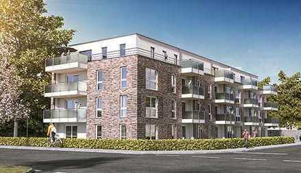 Ihre Eigentumswohnung im Wohnprojekt TARUP - NEUE MITTE Wohnung 8