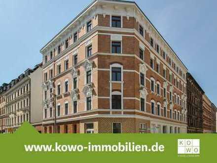 Erstbezug nach Sanierung! 4-Zimmer-Wohnung mit Fußbodenheizung!