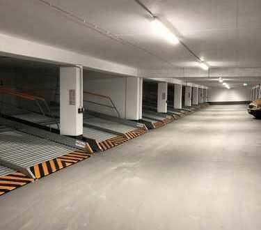 Obere Duplex-Stellplätze in Tiefgarage zu vermieten