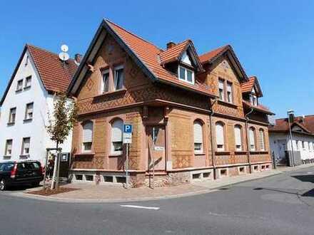 Solides Zweifamilienhaus in zentraler Lage von Crumstadt