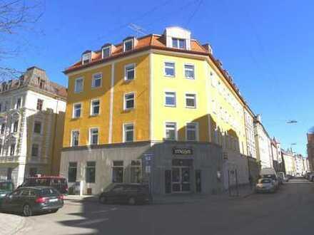 Top renovierte 1-Zimmer Wohnung mit Wohnküche in zentraler Innenstadtlage / Westend !!!