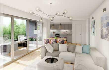 Neubauprojekt - Edles Penthouse in zentraler Lage von Langenselbold