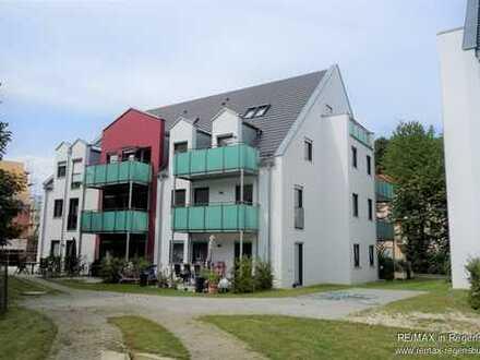 Bezugsfertige Wohnung mit 2 Balkonen