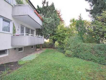 !!Attraktive, freiwerdende 3-Zi-Wohnung mit Süd-Balkon + Garten in guter,ruhiger Lage S-Stammheim