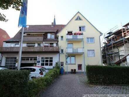 Geräumige 4 Zi.-Stadtwohnung mit Garage, Mitten im Herzen von Bad Dürrheim