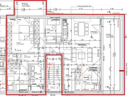 Neu erstellte 5-Zimmer Wohnung in der Kernstadt von Heilbronn