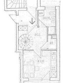 12_EI6251 Schöne 3-Zimmer-Eigentumswohnung auf 2 Etagen für Kapitalanleger / Pentling