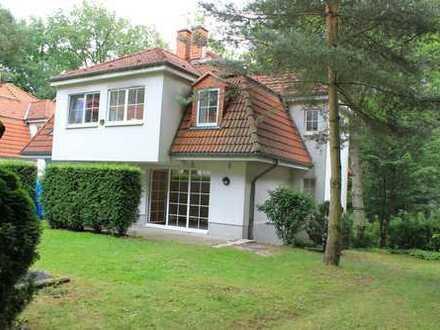 ** 4-Zimmer-Doppelhaushälfte mit Einliegerwohnung und Terrasse in idyllischer Lage**