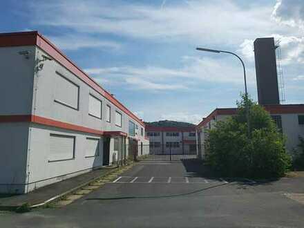 Viel Platz - Gewerbeobjekt zur freien Verfügung - Prod./Lager/Büro/Wohnen