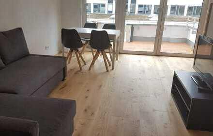 Möbiliertes Zimmer in Studentinnen-Wg