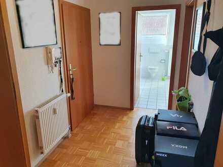 Gepflegte 2-Zimmer-Dachgeschosswohnung in ruhiger Wohnlage