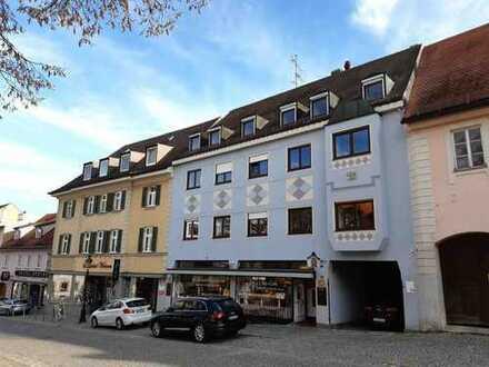 Exklusiv wohnen im Herzen der Dachauer Altstadt