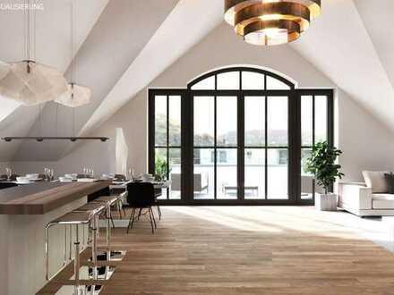 Luxuriöses Penthouse mit atemberaubenden Blick