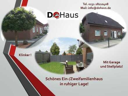 Ein-/Zweifamilienhaus in schöner Lage ab 838€ / Monat!