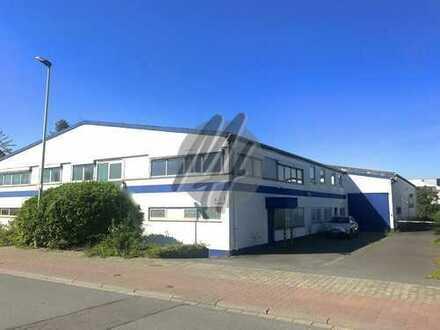 NÄHE BAB ✓ Gewerbeobjekt mit Lager-/Produktion (1.000 m²) & Büro-/Service (600 m²) zu verkaufen