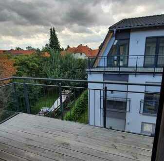 2 Zimmer Wohnung in Rosdorf mit Balkon
