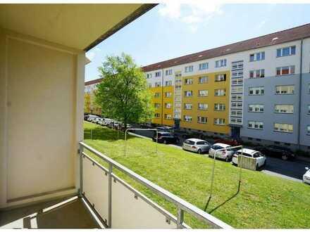 Singlewohnung mit Balkon im Herzen der City