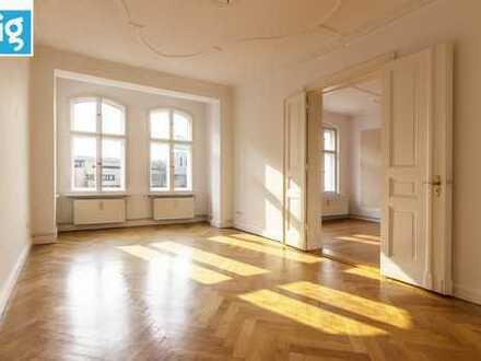 ART NOUVEAU - schöne, provisionsfreie 3-Zimmer-Wohnung
