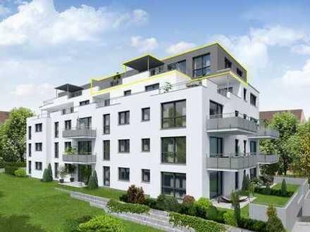 NEUBAU: Penthouse-Wohnung (4-Zimmer) mit schönem Ausblick in Nagold (Baden-Württemberg)