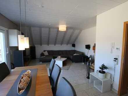 Moderne DG-Wohnung mit gehobener Ausstattung