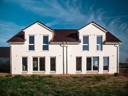 Zwei schöne Doppelhaushälften in ruhiger Lage