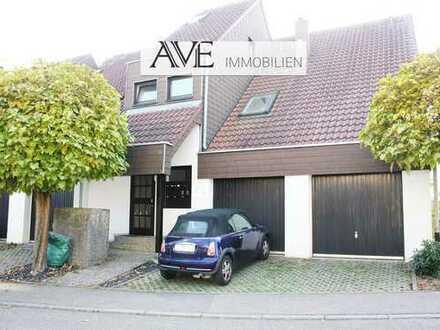 * Wohnen wie im Reihenhaus ! Sonnendurchflutete 3,5 Zimmer mit 80 qm Garten und Garage ! *