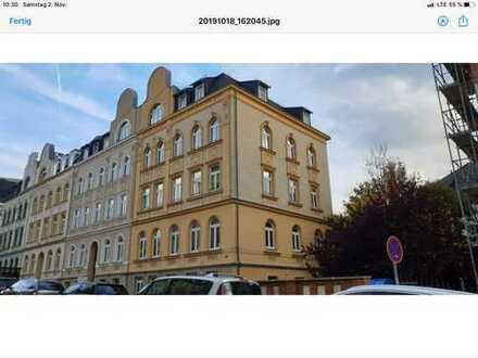 Vollständig renovierte 3-Zimmer-Wohnung mit Balkon in Plauen