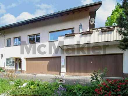 Gemütliches Einfamilienhaus mit Ausbau- und Gestaltungspotenzial zentral in Baden-Baden gelegen