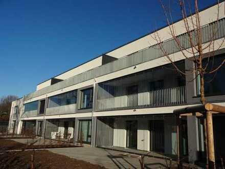 Modern! Offen!Hell! Erstbezug einer 3-Zimmer-Attika-Wohnung in Freiburg