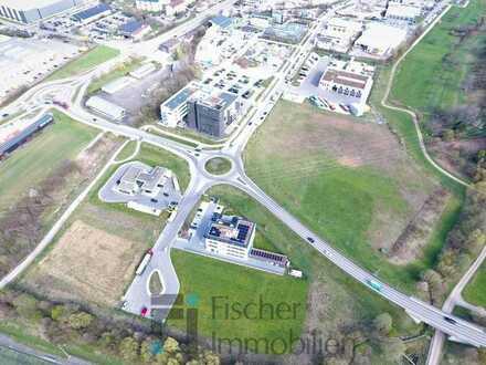 Top angebundenes Gewerbegrundstück mit 20.000 m² in Eislingen/Fils direkt an der B10 (Stuttgart-Ulm)