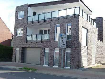 4-Zimmer-Neubauwohnung in Lingen/Ems, Stadtmitte, mit 2 Balkonen