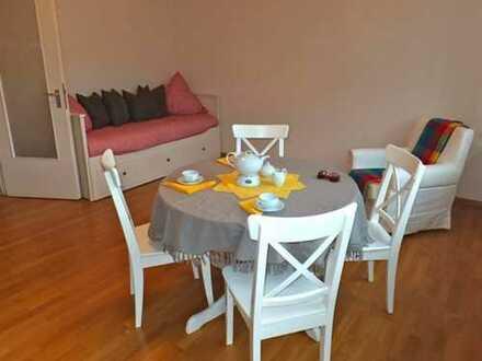 HAIDHAUSEN - Helle Wohnung bzw. Appartement, teilmöbliert ab sofort zu vermietem