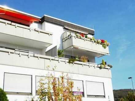 +++ Gepflegte Wohnung in Zentraler Lage in Seeheim, Bergstrasse! Küche, Carport, Loggia +++