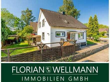 Hamburg - Billstedt   Freistehendes Einfamilienhaus in der Märchensiedlung