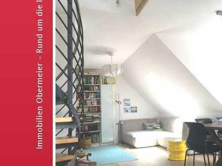 2.OG/DG-Architekten-Whg.m.Westbalk.,Nhe.Mangfallpl.U1