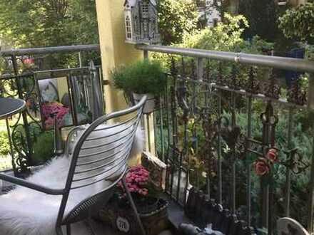 Prinz-Eugen-Park! * helle 2 Raum-Whg. mit Balkon* sep. Küche* Tageslichtbad* EBK abkaufbar